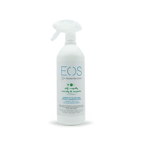 EOS (1 litro) Elimina olores de Mascotas al instante. Anti o