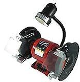 Sunex Tool 5002A 8' Bench Grinder W/Light