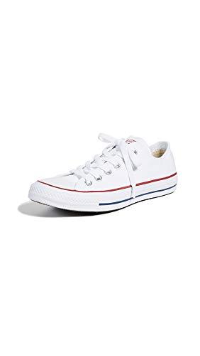 Converse Chuck Taylor All Star Ox, Zapatillas Unisex Adulto, Blanco (Optical White), 38 EU