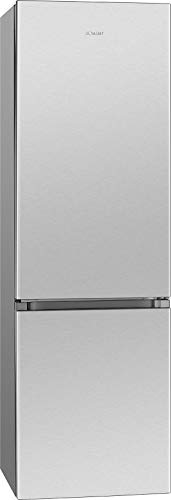 Bomann KG 184.1 - Frigorifero/congelatore / 198 l / 71 l/congelatore / 168 kWh/inox