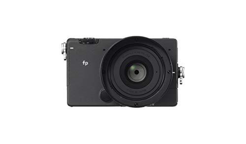 SIGMA フルサイズミラーレス一眼カメラ fp & 45mm F2.8 DG DN kit ブラック 937317