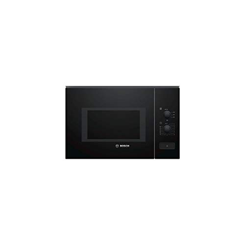 Micro ondes Encastrable Bosch BFL550MB0 - Micro-Ondes Integrable Noir - 25 litres - 900 W
