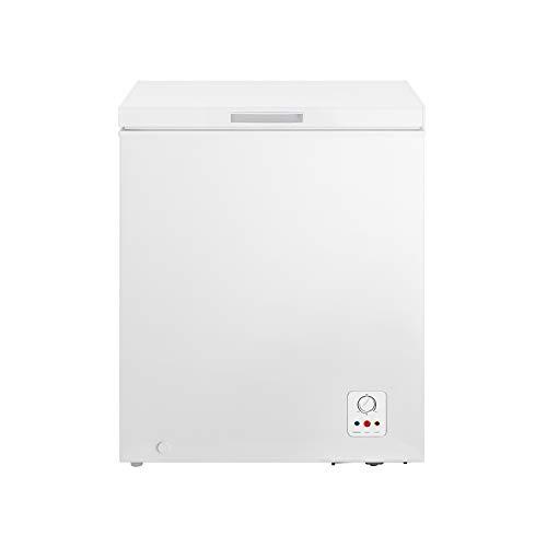HISENSE FC184D4AW1 Congelatore a Pozzo 142 L di capacit, classe energetica A+. Dimensioni (L x P x...