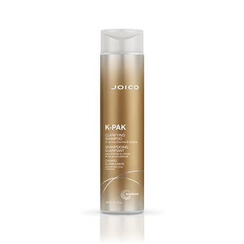 K-PAK Clarifying Shampoo to remove chlorine and...