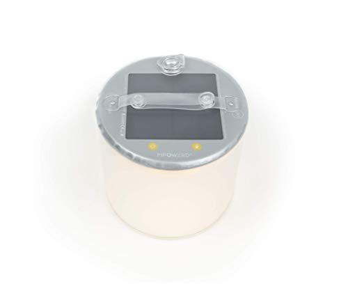 MPOWERD Luci Solar Inflatable Base Light: Lantern and USB...