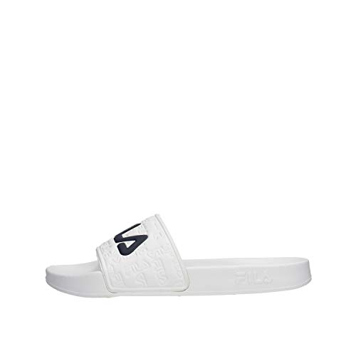 Fila Boardwalk Slipper Infradito Uomo Bianco 44