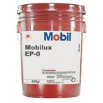 Mobil Mobilux EP 0 Grease - 5 Gallon Pail Lubricant 35lb Bucket