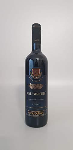 Poggio Gagliardo - Montescudaio Rosso Riserva DOC'Malemacchie' 2007 0,75 lt.