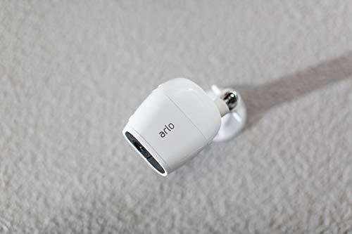 31+2QDYGU1L Bon plan Arlo Pro 2 | Caméra de Surveillance WiFi sans Fils - Pack de 3, Batteries Rechargeables & Accessoire Arlo Bras de F...