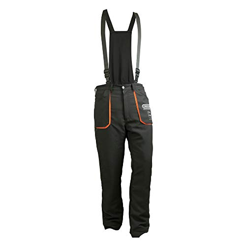 Oregon 295445/2XL - Yukon sicurezza motosega protezione a bretelle pantaloni - tipo a