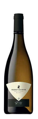 Confezione da 6 Bottiglie Vino Bianco Sauvignon Isonzo 2018 Mast da Rive-cz