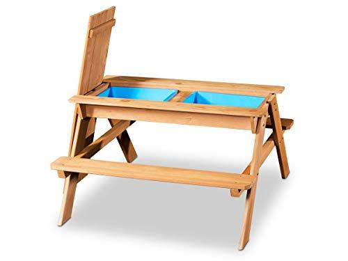 Coemo Das Besondere finden 2in1 Kindersitzgruppe und Sand-und Wasserspieltisch Kinder