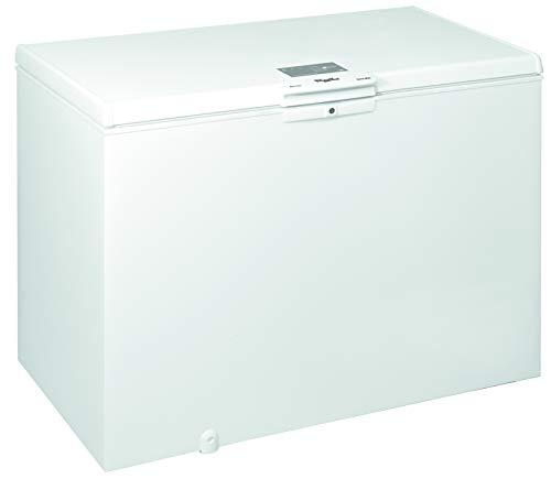 Whirlpool WHE39352 FO, Congelatore A Pozzetto, 390 L, 91,6x140,5x69,8 cm, Tecnologia FastFreezing,...
