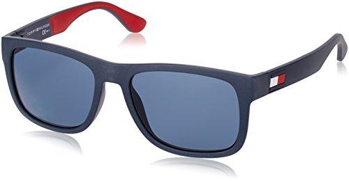 Tommy Hilfiger TH 1556/S Montures de lunettes, Multicolore (BL REDWHT), 56...
