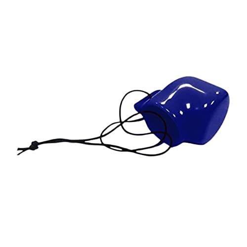 FITYLE Scuba Diving Cilindro Serbatoio York Valvola cap/Spina/Cover-Antipolvere e Resistente-Lo Snorkeling Dive Gear Attrezzature - Blu