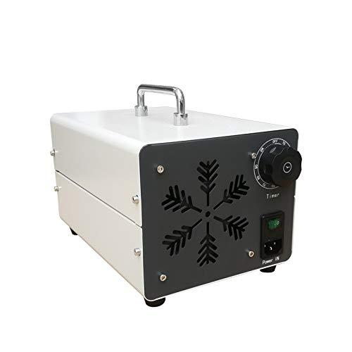DJXLMN Generatore di ozono Commerciale 30G / H, purificatore d'Aria Industriale O3, sterilizzatore per Deodorante per la casa