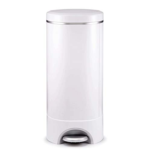 Munchkin Step Diaper Pail Powered by Arm & Hammer,...