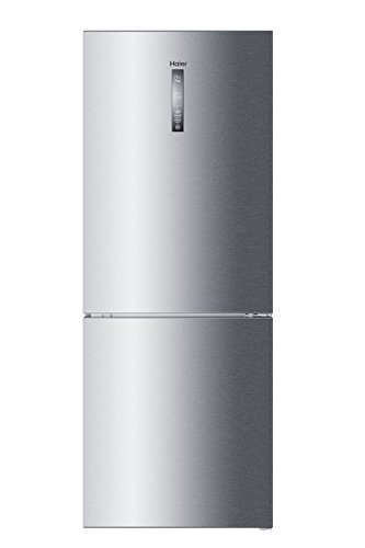 Haier C3FE844CGJ Freestanding 450L A+++ Silver fridge-freezer - Fridge-Freezers (450 L, No Frost...