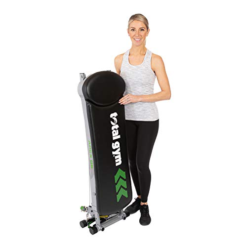 Total Gym APEX G5 Versatile Indoor Home Workout Total Body Strength Training Fitness Equipment with 10 Levels of Resistance and Attachments 4