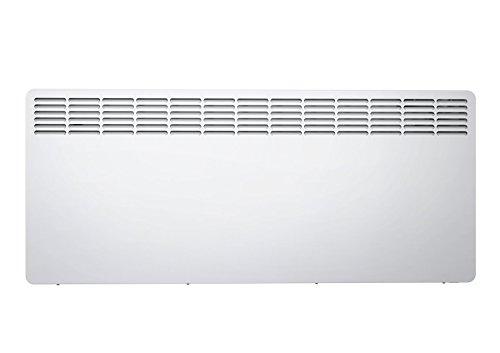 AEG Haustechnik Wandkonvektor WKL 3005 für ca. 30 m², Heizung 3000 W, 5-30 °C, wandhängend, LC-Display, Wochentimer, Metall, Ökodesign 2018, 236537 Weiß