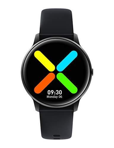 YAMAY Smartwatch Donna Uomo Orologio Fitness Cardiofrequenzimetro da Polso Smart Watch Activity...