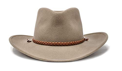 Stetson OWSGBH Women's Sagebrush Hat, Mushroom - M