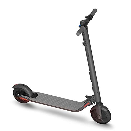 Segway Ninebot ES2 Electric Kick Scooter, Lightweight and Foldable, Upgraded Motor Power, Dark Grey