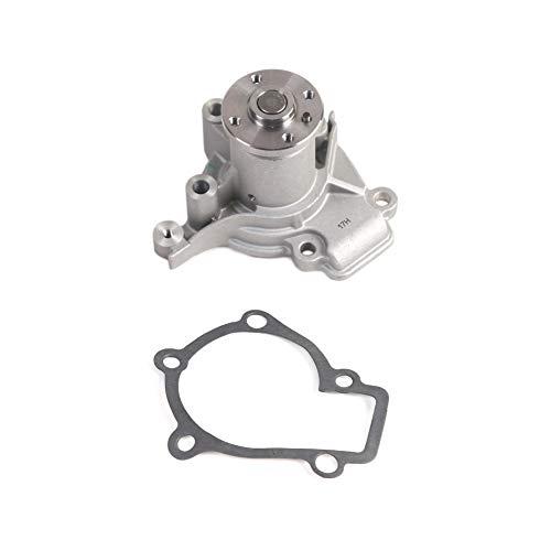 MOCA 146-2020 Engine Water Pump for 04-10 Kia Soul Spectra Sportage & 96-11 Hyundai Elantra Tucson Tiburon 2.0L DOHC L4