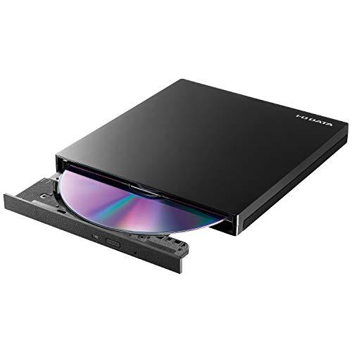 アイオーデータ 外付け DVDドライブ 薄型ポータブル
