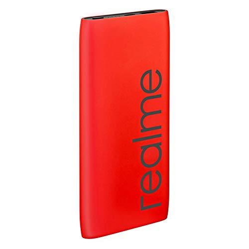 Electro Realme 10000mAH Power Bank (Red) 1