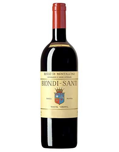 Rosso di Montalcino DOC Biondi Santi Tenuta Greppo 2017 0,75 L