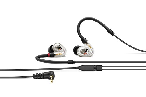 Sennheiser IE 40 PRO, molded in ear dynamic monitors (Clear)