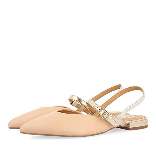 Gioseppo Randall, Zapatos Tipo Ballet Mujer, Nude, 40 EU