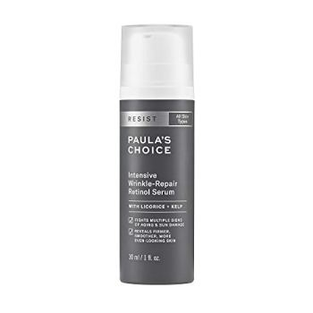 Paula's Choice RESIST Intensive Wrinkle-Repair Retinol Serum, Squalane, Vitamin C & E, Anti-Aging & Wrinkle Treatment, 1 Ounce