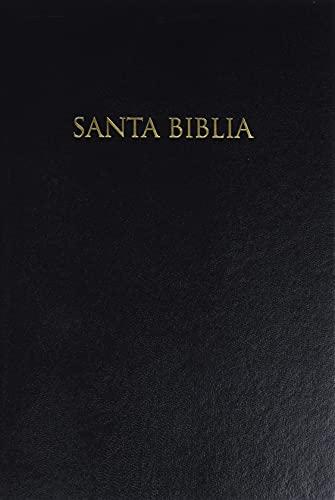 RVR 1960 Biblia para Regalos y Premios, negro tapa dura