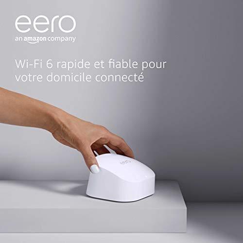 310nR2A5+0L._SL500_ [Bon plan] Amazon eero 6 Routeur Wi-Fi 6