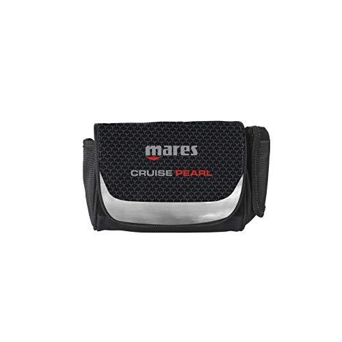 Mares Unisex-Adult Cruise Pearl Tauchrucksäcke, Schwarz, Einheitsgröße