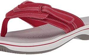 Clarks Women's Brinkley Keely Flip-Flop