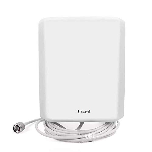 SigmaTel Outdoor Antenna for Beetel F5-4G GSM Landline Phone ! Antenna with 10 Meter Cable !