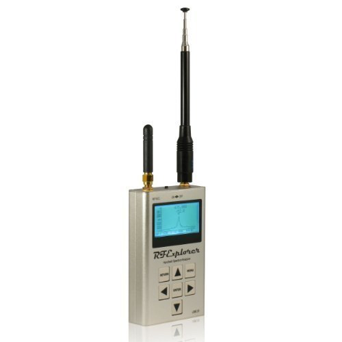 RF Explorer Wsub1G+ Handheld Spctrum Analyzer