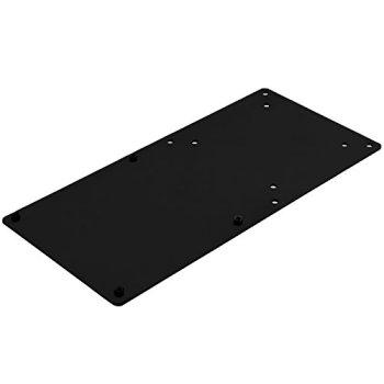 SilverStone SST-MVA01 - Extension Bracket for VESA supported Devices (NUC), support Standard VESA Mount Spec, black