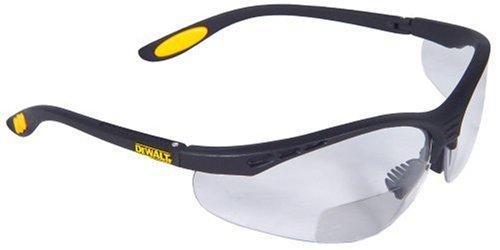 Dewalt DPG59-120C Reinforcer Rx-Bifocal 2.0 Clear Lens High Performance...