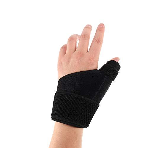 Xinzistar Daumenbandage Daumeschiene Rechts Links Trigger Thumb Spica Support Brace Einstellbare Schmerzlinderung Für Arthritis Tendonitis Universal Wrist Stabilizer Guard