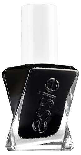 L'Oréal Essie Pintauñas Negro, Gel Couture Efecto Gel Larga Duración, Tono 514 Like It Loud, 13.5 ml