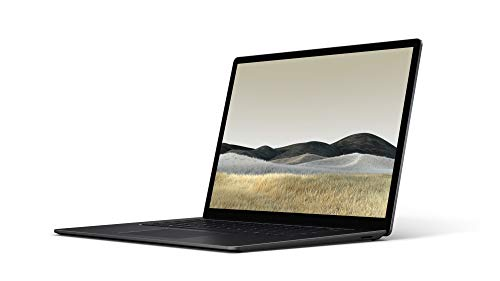 Microsoft Surface Laptop 3 – PC Ultra-Portable (écran 13 pouces, Intel Core i5, 8Go de RAM, 256Go de stockage SSD) – Noir (métal)