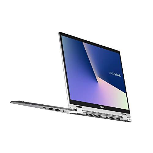 ASUS ZenBook Flip 14 UM462DA-AI023T Gris Híbrido (2-en-1) 35,6 cm (14')...