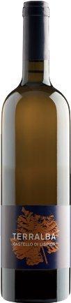 Terralba Vino bianco - Castello di Lispida - Colli Euganei - 0.75l - agricoltura naturale - Triple A - Cartone 6 bottiglie