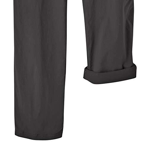 prAna Men's Standard Stretch Zion Pant, Charcoal, 35