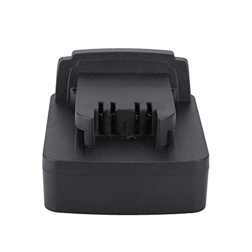 Battery Adapter, DCB200 DCB205 Li-ion Battery to Milwaukee M18 Battery Adapter Current Converter for Dewalt.