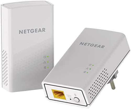 Netgear PL1200-100PES Kit Powerline AV1200, 2...